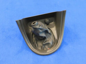 01 03 04 Ford Mustang Cobra 5 Speed Shift Shifter Boot Bezel Charcoal D90