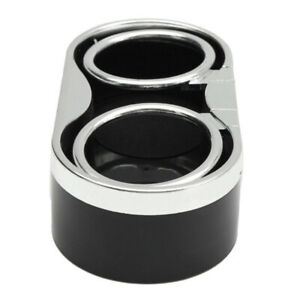 Universal Black Cup Holder Car Vehicle Storage Drink Bottle Can Mug Mount Stand