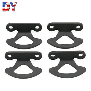 4x Truck Bed Pickup Box Inner Tie Down Hooks Fit For Ford F 150 Yl3z 9900064 aaa