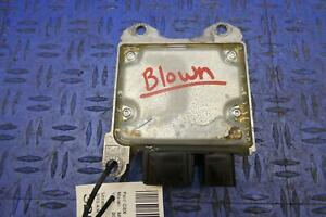 2013 2014 Ford Mustang Coupe Air Bag Module blown needs Reset Dr3314b321ac Oem
