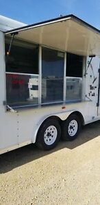 Licensed 2008 8 X 20 Street Food Concession Trailer For Sale In Wisconsin