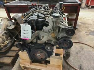 Engine Assembly 5 3l Vin C 8th Digit Opt Ls4 Fits 2006 Monte Carlo 683070