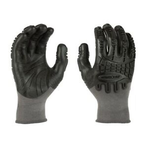 Mad Grip Thunderdome Impact Flex Rubber Gloves 2 Pair