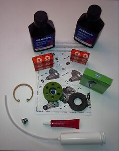 Jaguar Xjr Xkr S 4 2 Eaton M112 Supercharger Bearings Rebuild Kit 04 09
