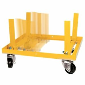 Performance Tool W41037 750 Lbs Rolling Engine Stand With Straps New