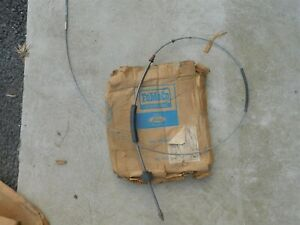 Nos 1967 1968 Ford Galaxie Xl Ltd 7 Litre Country Squire Frt Parking Brake Cable