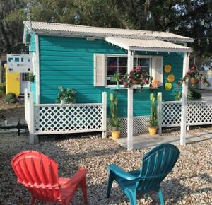 Used 2011 8 5 X 16 Custom built Ice Cream Trailer For Sale In Florida