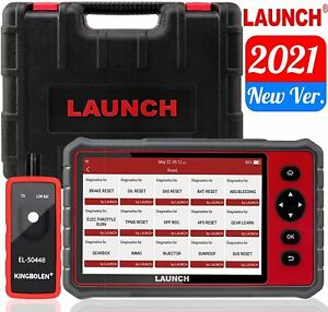 Launch X431 Crp909e Obd2 Scanner Full System Car Diagnostic Scanpad Scanner Tool
