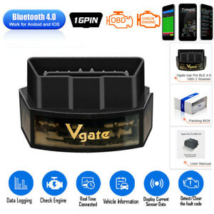 Vgate Icar Pro Wifi Ble 4 0 Bimmercode Bmw Coding Iphone Ipad Android Obd2 Us
