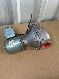 Itt K3a662s Magnetic Gas Valve New 120v 60hz