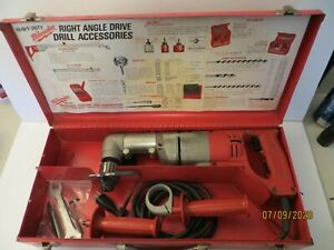 Milwaukee Right Angle Drive 1 2 1101 1 Pre Owned