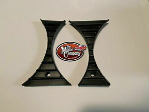 1967 1968 Pontiac Grill Inserts Emblems Pair In Stock Gm 9788858