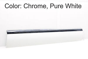 2011 2012 2013 2014 Vw Touareg 7p Front Right Lower Door Molding Blade