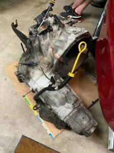 Automatic Transmission 4 Speed Ford Taurus With 3 0 Dohv Duratec Engine
