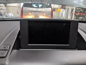 2004 2005 2006 2007 Bmw X3 Radio Navigation Information Display Screen 3417417