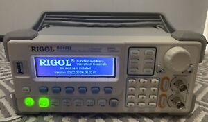 Rigol Dg1022 Two Channel Function arbitrary Waveform Generator 20mhz 100msa s