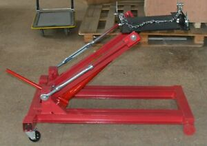 4400lbs 2t Low Profile Transmission Jack Hydraulic Lift Automotive Repair Lifter