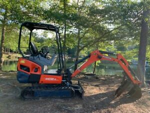 2014 Kubota Mini excavater Kx018 4 Only 467hours very Well Kept With Thumb