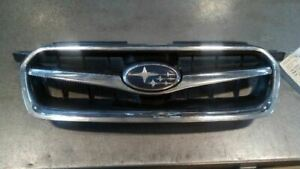 Grille Excluding Outback Fits 08 09 Legacy 6404678