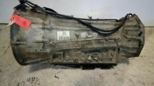 Automatic Transmission 5 7l Tow Package 4wd Fits 08 18 Sequoia 5895978