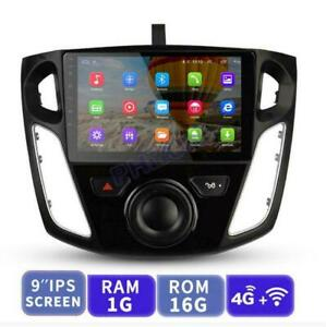 For 2012 2017 Ford Focus Car Stereo Radio 9 Android 9 1 Gps Obd Wifi W Canbus