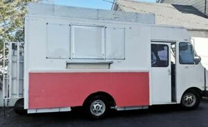 Well equipped Chevrolet P30 20 Stepvan All purpose Food Truck For Sale In New J