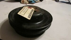 Nos 1969 Ford Galaxie Ltd Xl Country Squire 429 3 Groove Waterpump Pulley For Ac