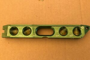 Greenlee Electricians Torpedo Level Magnetic L107 used