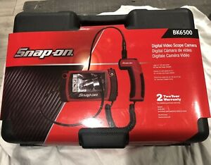Snap On Tools Bk6500 Digital Video Scope New In Box
