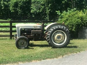 Ford 640 1951 Tractor 4 Speed Live Pto