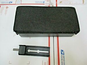 P71 P7b Crown Victoria Police Fire Console Bolt On Armrest Chp Emergency
