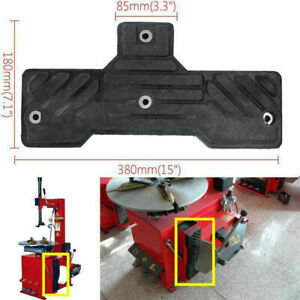 New Coats Tire Tyre Changer Machines Parts 380mm Rubber Protection Plate Pad Mat