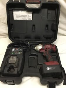 Matco Tools 20v 3 8 Impact Wrench W Battery Charger Mcl2038iw