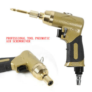 1 4 Air Screwdriver Pneumatic Screw Driver For Professional Tool 8000rpm