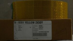 Avery Yellow Reflective Tape V 9701