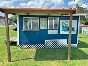 2013 7 X 14 Snowball Concession Trailer Used Shaved Ice Concession Trailer