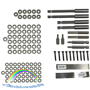 For 7 3l Powerstroke 94 03 Injector Tune Up Shim Kit W Special Tools To Install