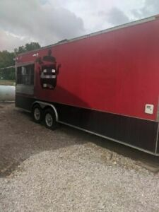 2013 Freedom 8 5 X 25 Food Concession Trailer For Sale In Indiana 2 Generator