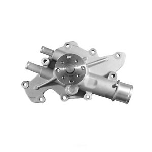 Engine Water Pump Fits 1994 1995 Ford Mustang Acdelco Professional
