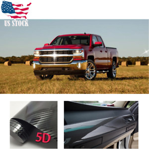 Car Body Sticker Dual Racing Stripe Decal Vinyl Accessories For Chevy Silverado