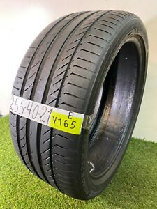 255 40 21 102y Used Tire Continental Contisportcontact 5 72 Y165