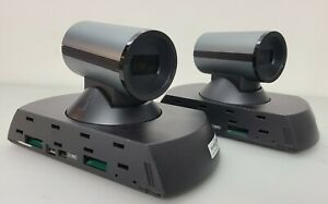 lot Of 2 Lifesize Icon 400 Conferencing Cameras Lfz 033