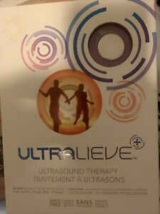 Revitive Medic Pain Relief Therapeutic Ultrasound Therapy Device Ut1033