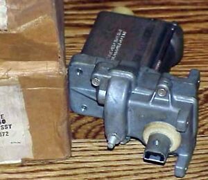 1960 61 62 63 1964 Gm Nos Left Vent Window Motor Chevrolet Buick Olds Cadillac