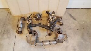 Subaru Legacy B4 Jdm Vf33 Vf32 Twin Turbo Swap Up Pipe Header Wastegate