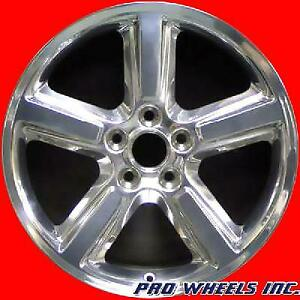 Ford Mustang 2008 2009 18 Polish Factory Original Oem Wheel Rim 3707