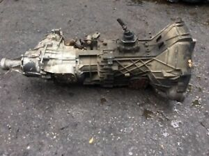 Ford Zf 7 3 Diesel 4 X 4 5 Speed Transmission Low Miles With Transfer Case