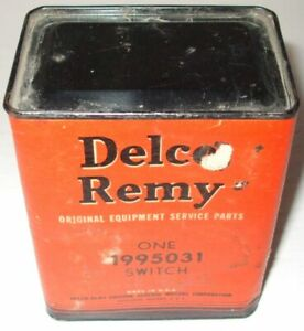 Vintage Delco Remy Switch 1995031 New Old Stock
