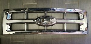 2008 2012 Ford Escape Oem Front Grille