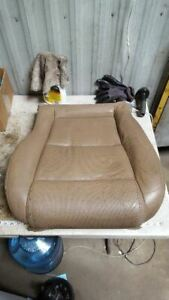 2002 2005 Honda Pilot acura Mdx Lower Driver Seat Heated Cushion Tan Leather